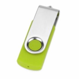 Флеш-карта USB 2.0 16 Gb «Квебек», зеленое яблоко