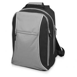 Рюкзак «Спорт», черный/серый