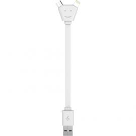 USB-переходник XOOPAR Y CABLE, белый