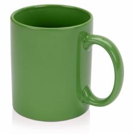 Кружка цветная 320мл, зеленый