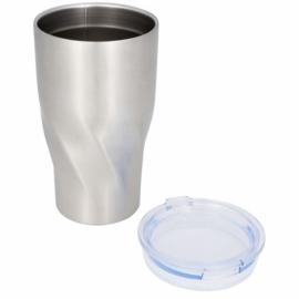 Вакуумный стакан «Hugo», серебристый