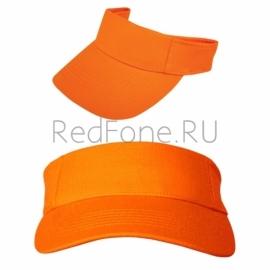 Козырек 280 г/м2, оранжевый