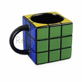 "Кружка ""Кубик-рубик"" без принта"