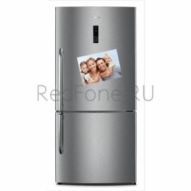 Виниловый магнит А4 на холодильник
