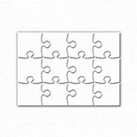 Печать намагнитном пазле А5, 12 элементов