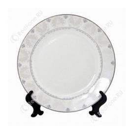 """Печать на тарелке 2D """"Пальмовая ветвь"""" D 200 мм"""