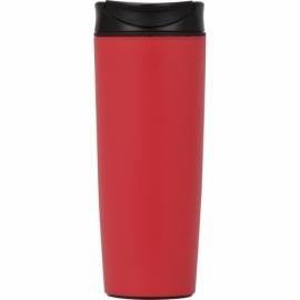 Термокружка «Годс» 470мл на присоске, красный