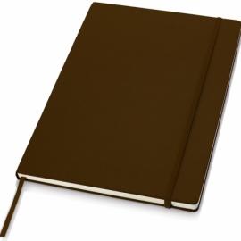 Классический деловой блокнот А4, коричневый
