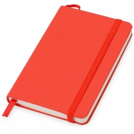 """Блокнот А6 """"Vision"""", Lettertone, красный"""