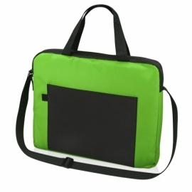 """Конференц сумка для документов """"Congress"""", зеленый/черный"""