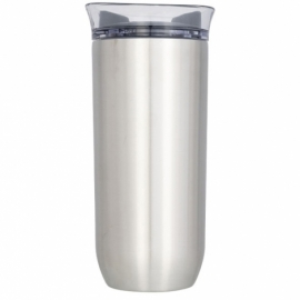 Вакуумный стакан «Twist», серебристый