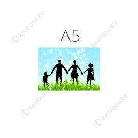 Печать фото А5