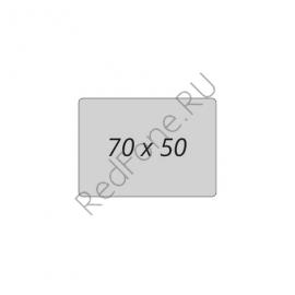 Виниловый магнит 70х50 мм