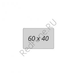 Виниловый магнит 60х40 мм