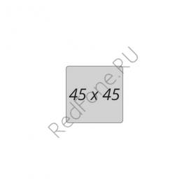 Виниловый магнит 45х45 мм